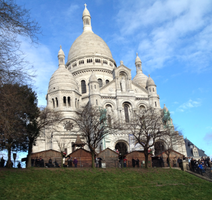 sacre coeur by connorz16