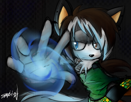 Gotta light up your live... by shadzter