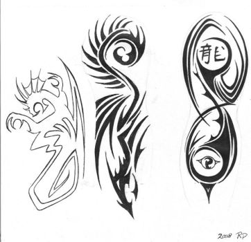 Tattoo Designs by bexyboo16