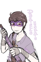 Human Donatello 2k12 by AnoSheakai