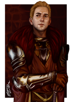 Dragon Age Inquisition Cullen Rutherford by dreNerd