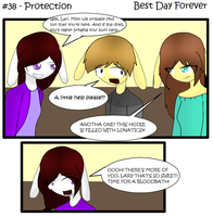 #38 - Protection - Best Day Forever by J-M-X-P