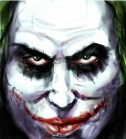 Why so serious by Likodemus