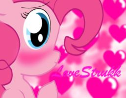 PinkiePie In Love Letterz by YuiRainbowStar