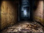 Hallway of past lifes by Pyr0sky
