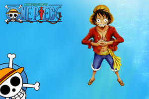 Monkey D Luffy - Wallpaper by NMHps3