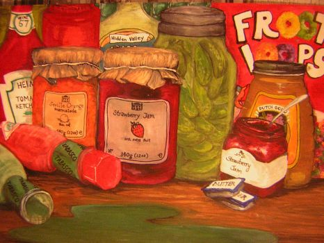 condiments and such by imugem