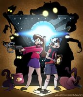 Gravity Falls Season 2 by whatchyagonnado