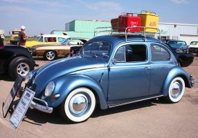 Sweet VW Bug by StallionDesigns