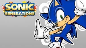 Sonic Generations Wallpaper by ShadowStyle97
