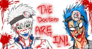 The Doctors are in by Bleach-Lovers