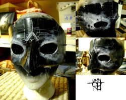 Mask of The Ash children by Koma-Host
