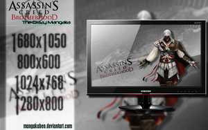 Assassin's Creed Wallpaper by MangakaBen