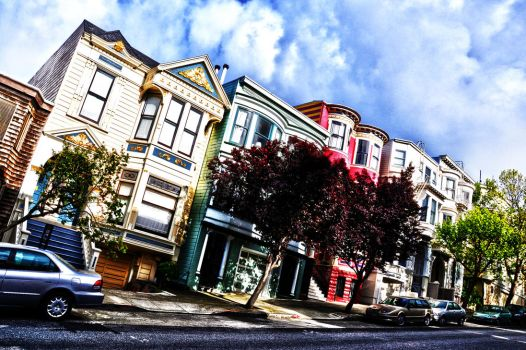 San Francisco HDR by shinz0n