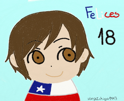 Felices 18 by HinaIchigo1993