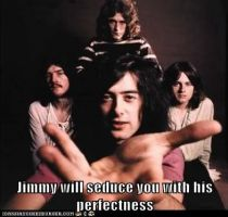 Jimmy will seduce you with his Perfectness by BritishFaery