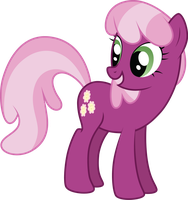 Cheerilee Vector by FlowerJewel