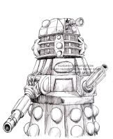 +Concept Commission+ Infinity Prisms Dalek by DalekMercy