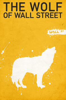 The Wolf of Wall Street by LTRees
