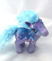 My little pony custom Celeste by AmbarJulieta