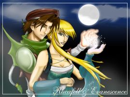 Rucafell and Evanescence - WIT by tamtu