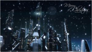 Merry Christmas 2009 by Diston