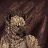 Alastair's Portrait by InstantCoyote