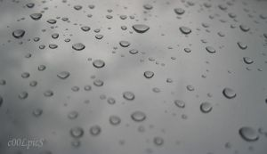 Raindrops by c00LpicS