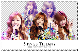PNGs Pack Tiffany - 2 by Heoconkutecu
