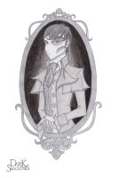 Barnabas Collins by emu81684
