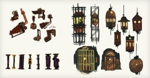 The Swindle - Asset Design by Ungapants