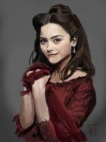Clara Oswald: The 11th Doctor's New Companion by IronWarrior777