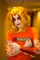 Cheetara at Norwescon 2015 by JourneysInColor
