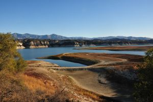 Lake Chumash by RayMackenzie