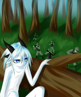 The hunt for the Draakormi by Saige199