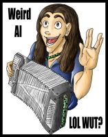 WEIRD AL - LOL WUT? by DrLyzerg