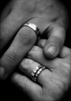 Wedding Rings by cforsythe