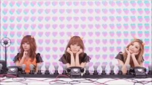 Orange Caramel Lamu no love song gif by JoseCr97