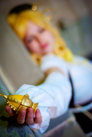 Mami Tomoe - Cosmic Love by Flaming-Goddess