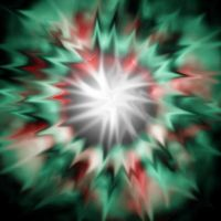 red green white explosion by tani102