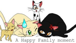 One happy family by avigne102