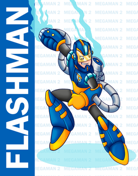 Flashman X by kitsunekei1
