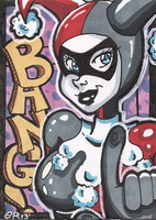 Trade - Harley Quinn by Poochums