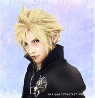 Cloud Strife by mna1996