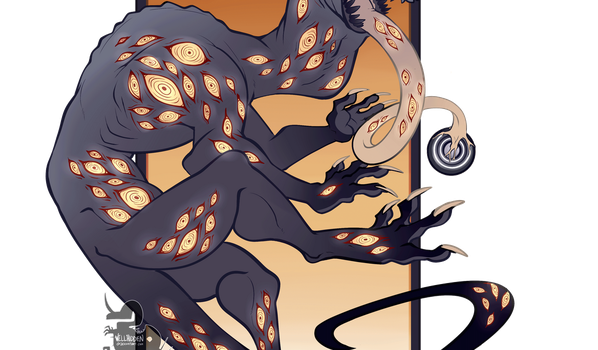 {MYTH ADOPT} Turn a Blind Eye [CLOSED] Gif by WellHidden