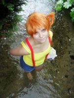 Pokemon - Misty by EAMS81