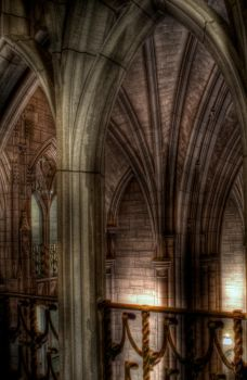 Learning Cathedral. by erikajunegriffin
