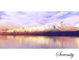 Serenity WP by GeneAut