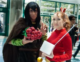 The Secret World of Arrietty by EriTesPhoto