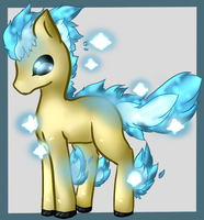 KnG Special Event: A shiny Ponyta appeared! by Cirorin